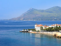 Edipsos em Greece Imagens de Stock