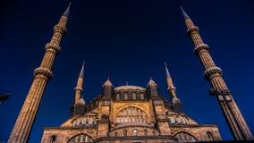 edirne moskéselimiye royaltyfria bilder