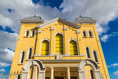 Edirne Synagogue Royalty Free Stock Photo