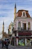 Edirne, Turkije Royalty-vrije Stock Foto