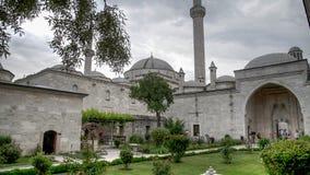 Edirne, Turkije - Mei 24, 2014: Het Complex van Sultan Bayezid II Gezondheidsmuseum royalty-vrije stock foto's