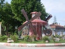 Edirne Windmill.  Stock Photo
