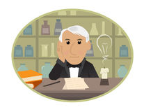 Edison Royalty Free Stock Photography