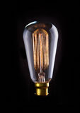 Edison Lightbulb Fotografie Stock