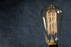 Edison Lightbulb Images stock
