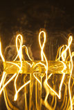 Edison Lightbulb Royalty Free Stock Photography