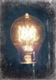 Edison Lightbulb Stock Photos