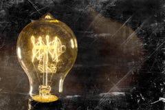 Edison Lightbulb Stock Images