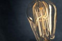 Edison Lightbulb Royalty Free Stock Photos