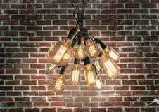 Edison Lightbulbs Royalty Free Stock Photos