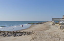 Edisto Beach View Royalty Free Stock Images