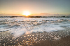 Edisto Island Sunrise Royalty Free Stock Photography