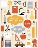 Edit Icon Set - Education royalty free illustration