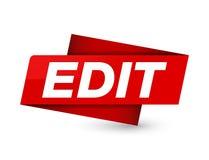 Edit premium red tag sign stock illustration