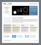 editable διανυσματικός Ιστός πρ&omic Στοκ εικόνες με δικαίωμα ελεύθερης χρήσης