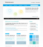editable Ιστός προτύπων περιοχών Στοκ εικόνα με δικαίωμα ελεύθερης χρήσης