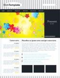 editable сеть шаблона места иллюстрация штока