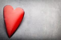Editable Abbildung Greating Karte des Valentinstags Stockfoto
