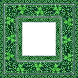 Editable celt granicy Obraz Royalty Free