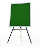 Editable empty school or bussines blackboard Stock Photos