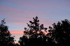 editable eps валы захода солнца jpg полно Стоковое фото RF