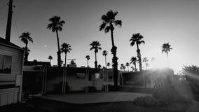 editable eps валы захода солнца jpg полно Стоковые Изображения RF