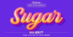 Free Editable Text Style Effect - Retro Sugar Text Style Theme Stock Photos - 219018673