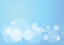 Editable vector abstract background Royalty Free Stock Image