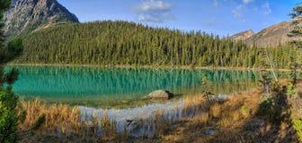 Edith Cavell Lake Royalty Free Stock Photography