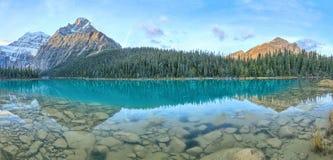 Edith Cavell Lake Royalty Free Stock Photo