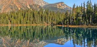 Edith Cavell Lake Stock Photography