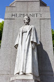 Edith Cavell Memorial in London Royalty Free Stock Image