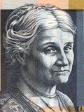 Edith Cowan-portret stock fotografie