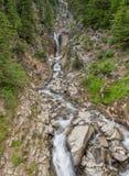 Edith Creek Below Myrtle Falls images libres de droits