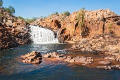 Edith Falls, Australië Royalty-vrije Stock Afbeeldingen