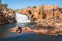 Edith Falls, Australia Royalty Free Stock Images