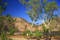 Edith falls, Nitmiluk National Park, Northern Territory, Australia Stock Photo