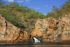 Edith falls, Nitmiluk National Park, Northern Territory, Australia Royalty Free Stock Image