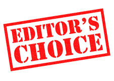 EDITOR`S CHOICE Royalty Free Stock Photography