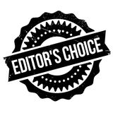 Editor`s choice stamp Royalty Free Stock Photos