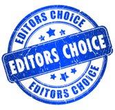 Editori choice Immagini Stock Libere da Diritti