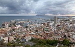 Alicante Costa Blanca Spain royalty free stock image