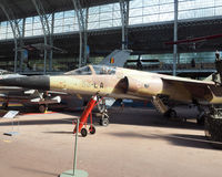 Editorial  AMD BD Mirage F1C military jet fighter plane The Roya Royalty Free Stock Photo