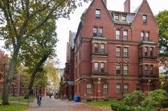 Editorial: Boston, Massachusetts / USA, 6th November 2017. Harvard University, in Cambridge, Massachusetts