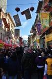 Editorial chino del Año Nuevo Imagen de archivo
