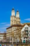 Editorial: 19 de febrero de 2017: Zurich, Suiza Fotos de archivo libres de regalías