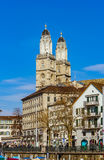 Editorial: 19 de fevereiro de 2017: Zurique, Suíça Fotos de Stock Royalty Free