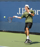 Editorial luigi d'agord forehand us open 2009 Stock Photo