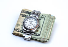 Time is Money. Royalty Free Stock Photo
