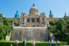 editorial Maj, 2018 Krajowy pałac, dokąd obywatel Mu zdjęcie stock
